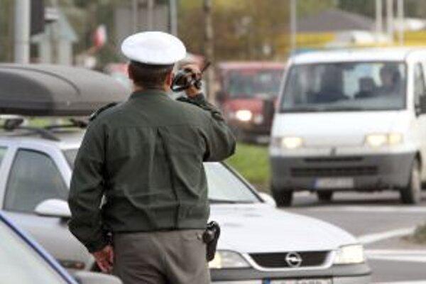 Do kampane sa zapojí aj dopravná políćia prostredníctvom svojich dopravných hliadok.