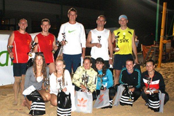 Medailisti finálového turnaja.