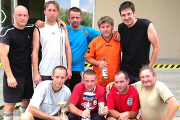 Víťaz turnaja - Oranies.