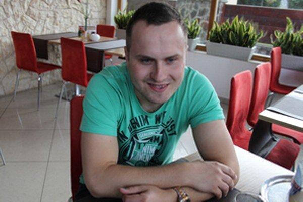 Peter Kubinec, prezident ŠK Javorník Makov.