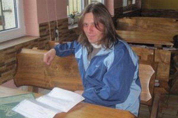 Ivan Šuráb vo svojich tridsiatich siedmich rokoch opäť začína odznova.