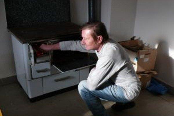Strechu nad hlavou našiel v útulku už v minulosti aj Stanislav Petrík, ktorý kedysi pracoval ako kuchár.