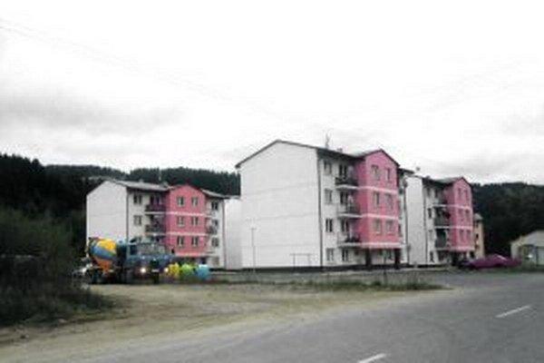 V Krásne nad Kysucou plánujú vo výstavbe pokračovať.