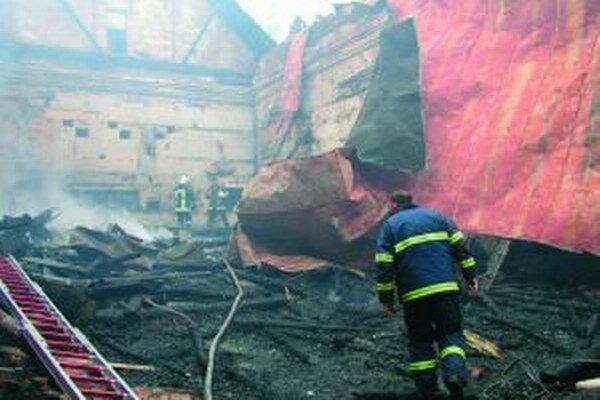 Palárikov dom zhorel do tla v noci zo soboty 15. na nedeľu 16. mája 2004.