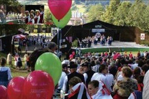 V amfiteátri sa koná viacero festivalov a kultúrnych podujatí.