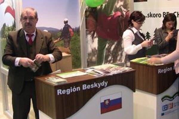 Euroregión Beskydy reprezentuje Kysuce na viacerých veľtržných podujatiach.