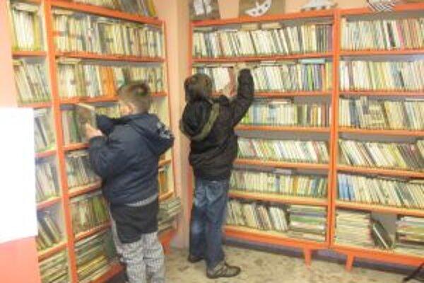 Ani v pretechnizovanej dobe knižnice nezývajú prázdnotou.