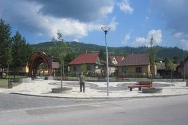 Námestie sv. Floriána plánuju otvoriť už 3. septembra.