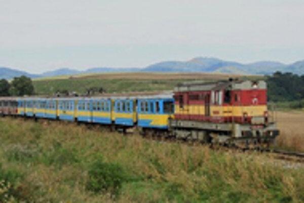 Dnes premávajú vlaky len po hranicu s Poľskom.