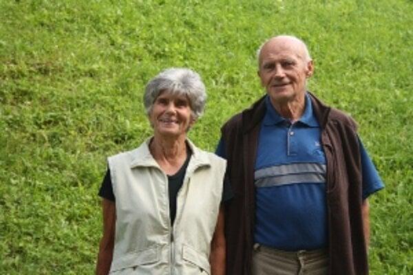 Manželia Marcibalovci celý život zasvätili športu.
