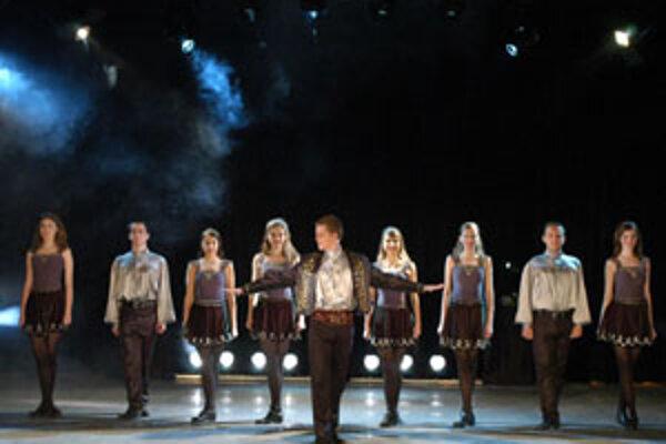 Tanečný súbor predvedie v Čadci írsku tanečnú show.