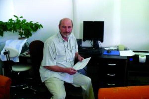 Epidemiológ Pavol Hubočan hovorí, že nemusí ísť o ojedinelý prípad, keď pacienta s infekčným ochorením nebolo kde hospitalizovať.