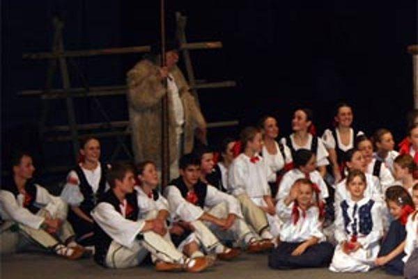 DFS Kelčovan približuje ľuďom živú miestnu i regionálnu ľudovú kultúru.