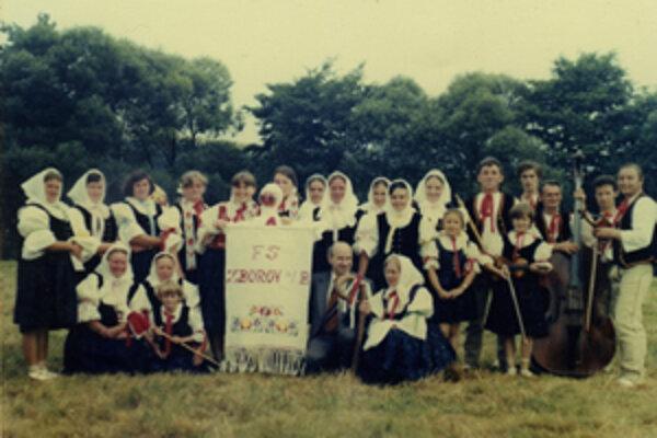 Zborovanka oprašuje zvyky a tradície už 35 rokov.