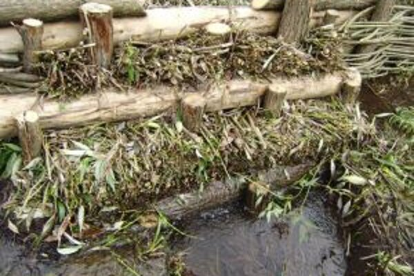 Obec Nová Bystrica robí ďalšie protipovodňové opatrenia.