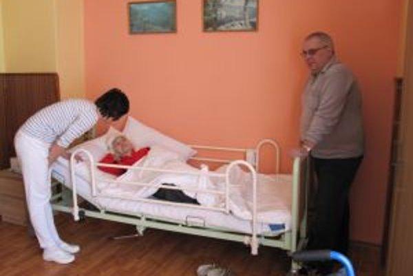 Dom ošetrovateľskej starostlivosti chcú v obci zachovať.