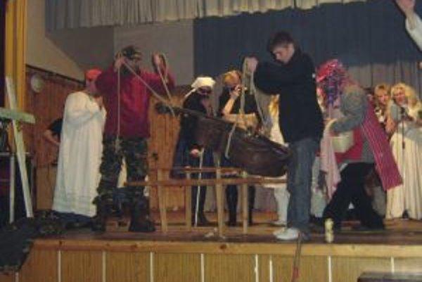 V Novej Bystrici majú fašiangy svoju tradíciu.