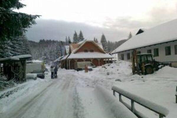 Výstavba multifunkčnej budovy v Múzeu kysuckej dediny vo Vychylovke.