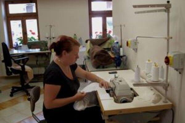 Pracovných príležitostí pre ženy na Kysuciach je ako šafranu.