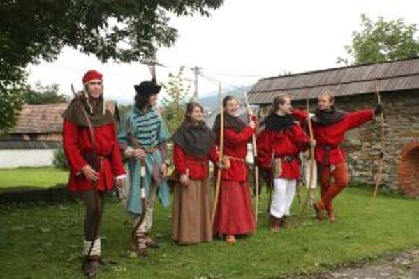 V kaštieli si budú môcť návštevníci pozrieť aj ukážky bojových umení.