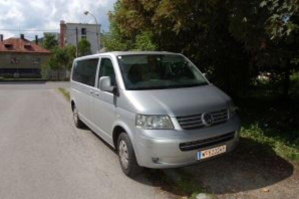 Ukrajinec vozidlo v hodnote 24-tisíc eur odcudzil vo Viedni.
