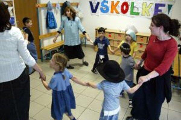 Niektoré z materských škôl ostanú aj počas prázdnin otvorené.