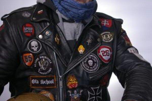 Aj pre jedného z organizátorov – Vladimíra Malíka – sú motorky srdcovou záležitosťou.