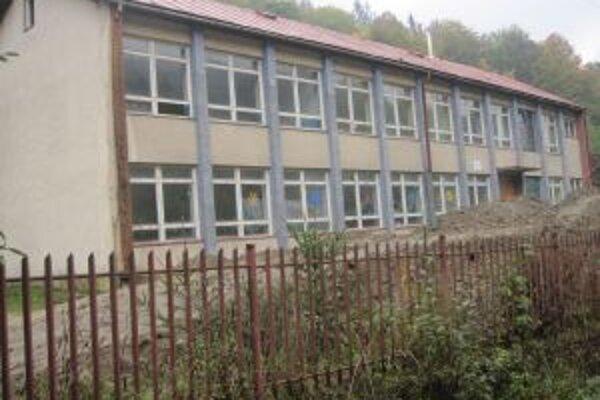 V minulosti chcela obec zo starej školy prerobiť domov dôchodcov