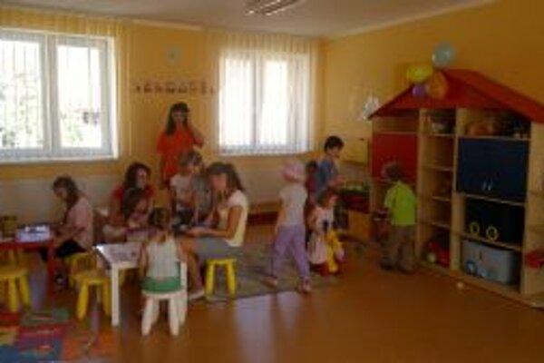 Centrum voľného času sv. Jakuba v Kysuckom Novom Meste ponúka záujmovú činnosť aj pre deti z okolitých obcí.