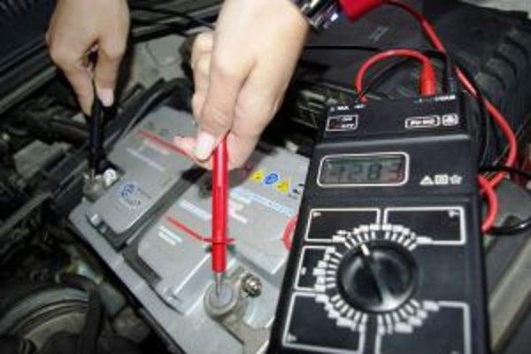 Dôležitá je aj zimná kontrola batérie.