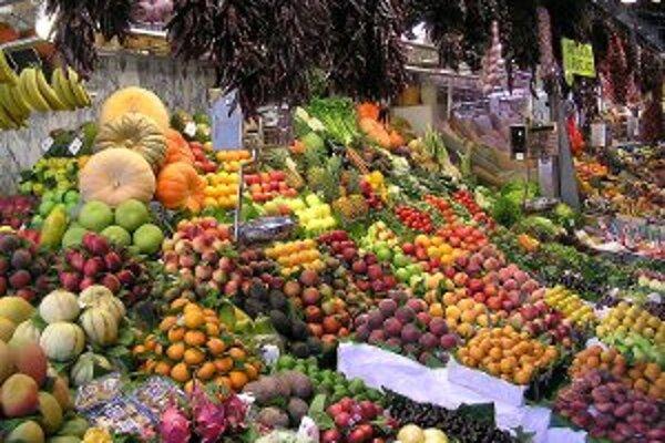 Konzumácia ovocia a zeleniny u detí a mládeže výrazne klesá.