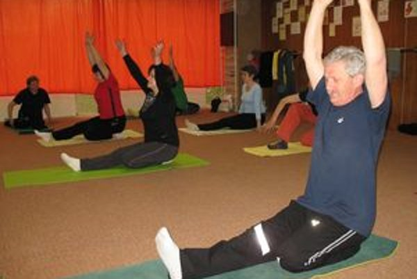 Cvičenie jogy prospieva nielen telu, ale i duši.