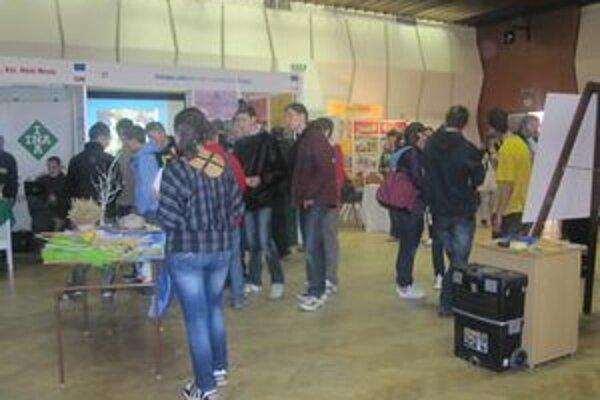 Na dvojdňovom medzinárodnom veľtrhu v Čadci sa odprezentovalo 45 vystavovateľov