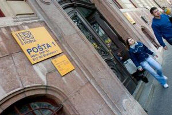 Pošty budú na Slovensku na prelome rokov pracovať v obmedzenom režime.