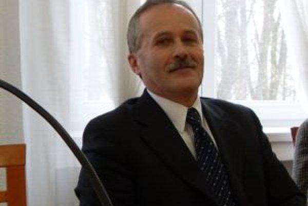 Nový zástupca primátora Marián Fúrik.