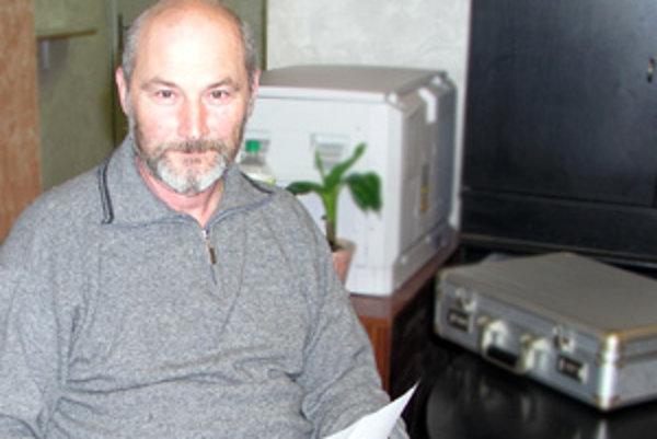 Pavol Hubočan hovorí, že zachytili už štyri prípady HIV pozitívnych pacientov.