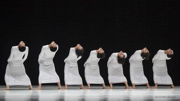 Čínsky súbor Tao Dance Theater očaril na festivale mágiou v surovom stave.