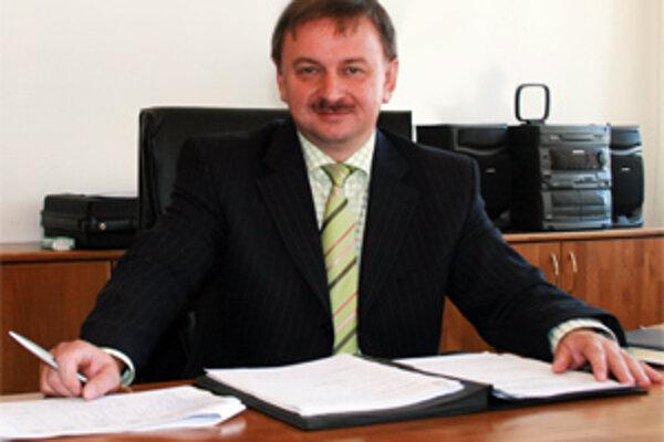 Primátor mesta Čadca Jozef Vražel.