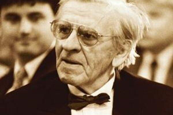Jozef Kroner v roku 1996.