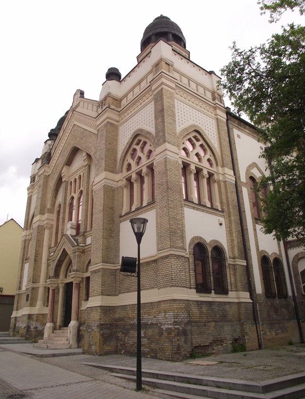 Kultúrna pamiatka v centre Nitry patrí mestu.