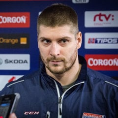 Michal Sersen je kapitánom reprezentácie Slovenska.