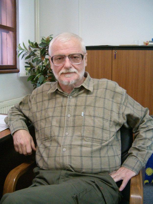 Psychológ Dušan Fabián