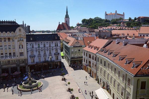 Bratislava sa cez víkend znovu otvorí pre svojich obyvateľov a návštevníkov.