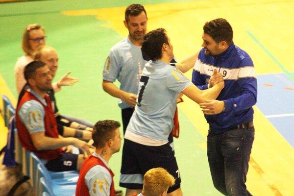 Mančaft trénera Suchana sa stretne v semifinále so silnou Pinerolou.