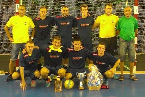 Futsalisti KSF DOXX Žilina.