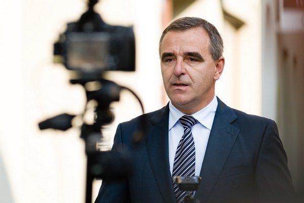 Peter Belinský už nie je podpredsedom KDH.