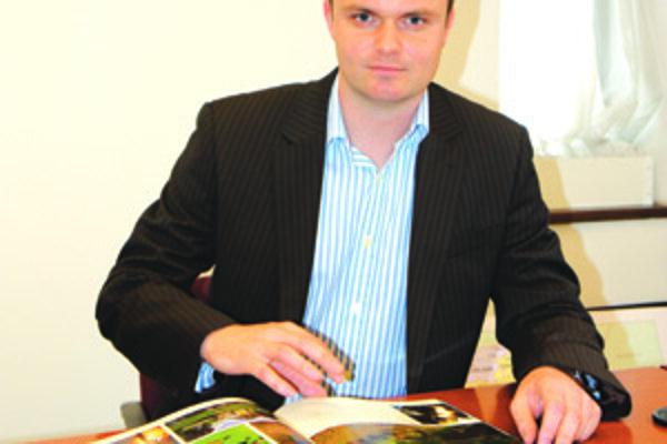 Andrew Pittam, druhý tajomník britského veľvyslanectva na Slovensku.