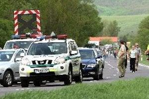 Nehodu vyšetruje polícia.