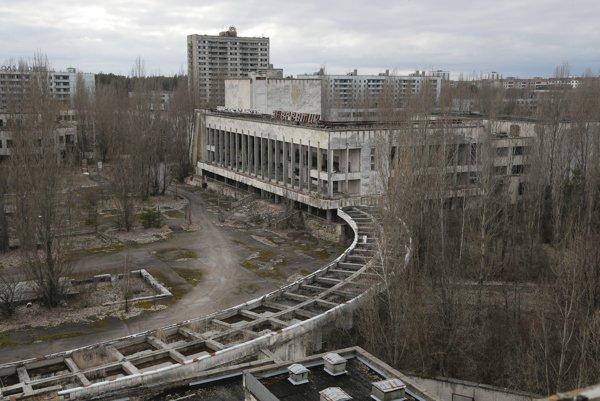 Pripiať ležiaca len tri kilometre od jadrovej elektrárne v Černobyle, sa po katastrofe zmenila mesto duchov.