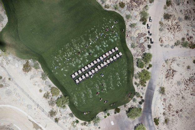 Bez závlah sa veľká časť Kalifornie zmení na púšť.